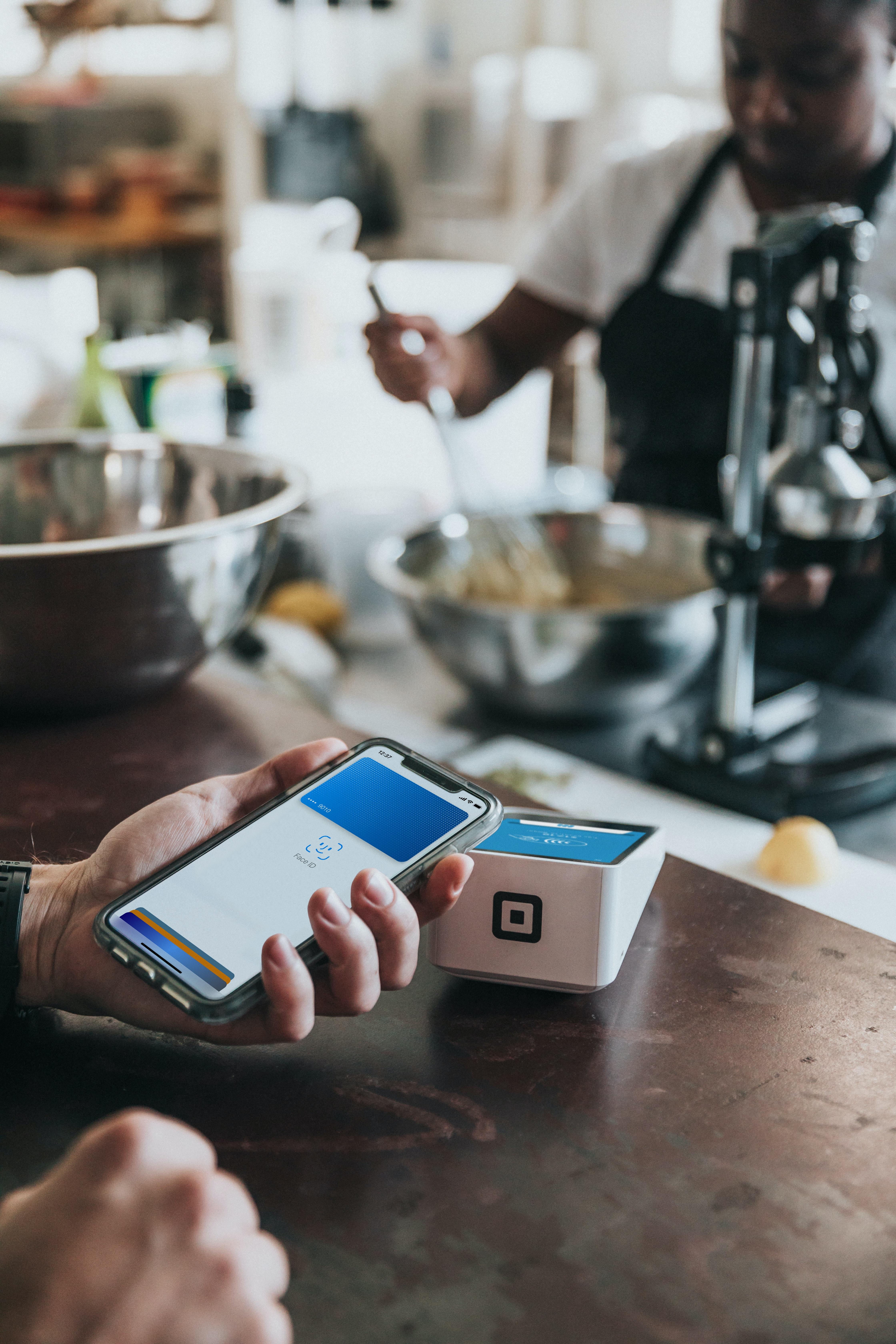 Wizpay Mobile banking, ewallet, POS, inventory management app Shop
