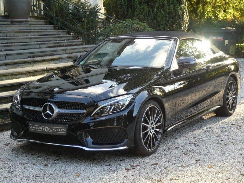 Mercedes-Benz C300 Cabrio afbeelding 22
