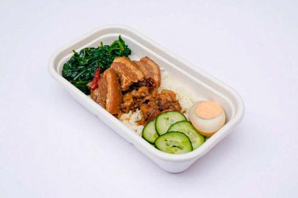 ChickCha - Rice - Tender pork belly rice