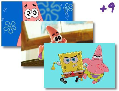 Patrick theme pack