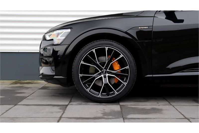 Audi e-tron 55 quattro Advanced S Line excl. BTW Panoramadak, B&O, S Sportstoelen, DAB, Head-Up Display afbeelding 2