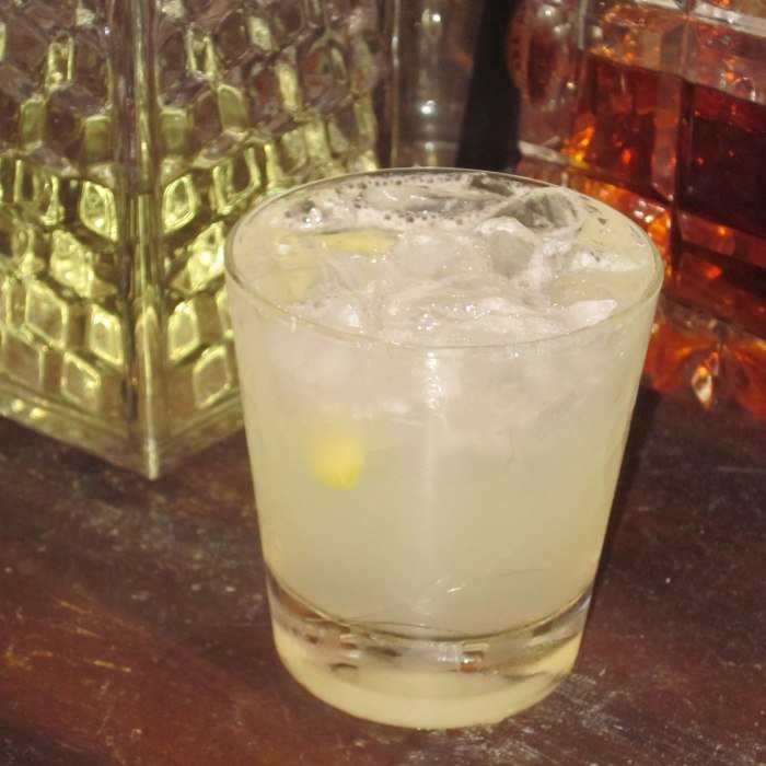 Van Vleet Cocktail