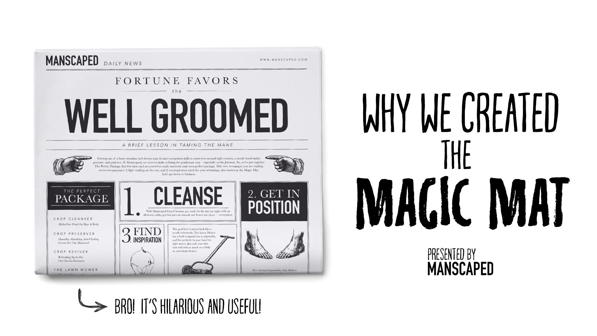 Why We Created the Magic Mat