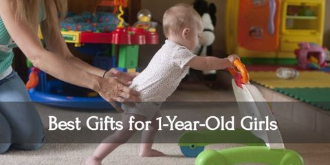 10 Best Gifts for One-Year-Old Girls