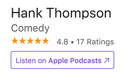 Apple Podcasts, Itunes rating - 5 stars