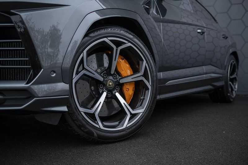 Lamborghini Urus 4.0 V8 Full Adas Package, Annima, Panorama, B&O 3D, ACC, Keramische Remmen, Seat Pack: Massage, Koeling, Verwarming, Stuurwielverwarming, Nachtzicht ass, Head-up, Homelink, afbeelding 14