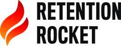 retention rocket logo
