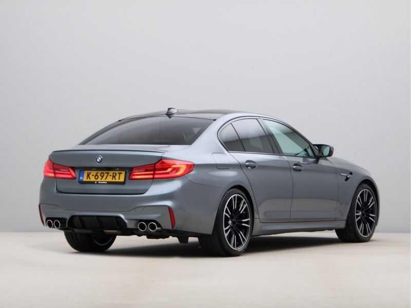 BMW M5 Sedan afbeelding 7