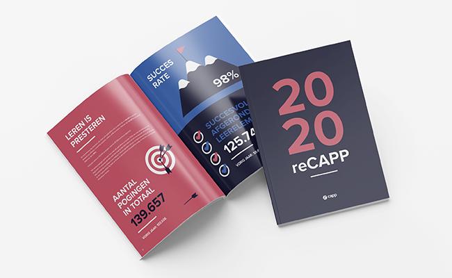 reCAPP boekje voor klanten