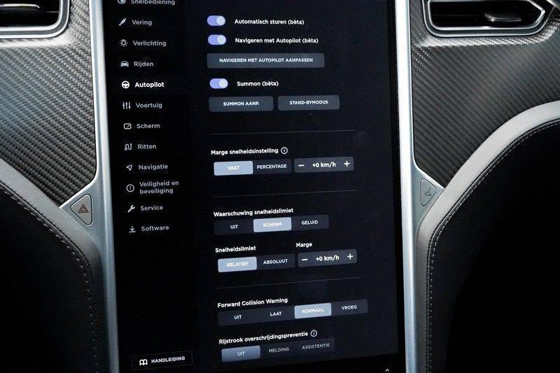 """Tesla Model X 100D Excl. BTW Luchtvering, Autopilot Leer 4% bijt. 22"""" afbeelding 19"""