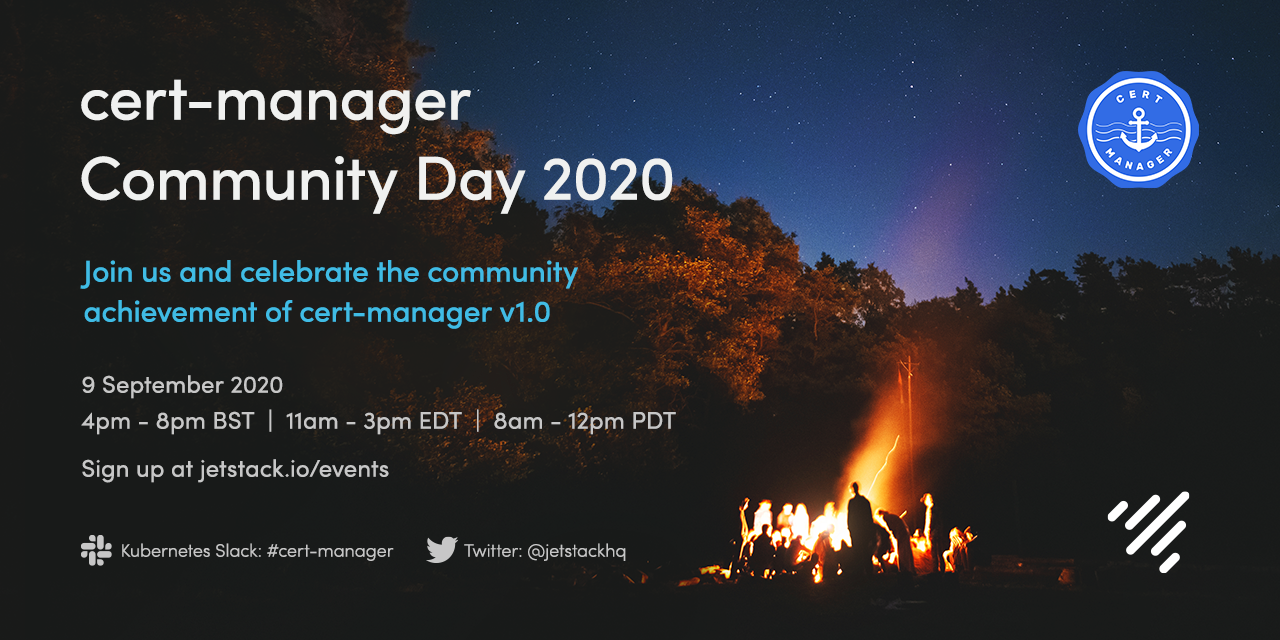 cert-manager Community Day