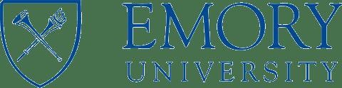 Λογότυπο του πανεπιστημίου Emory στην Ατλάντα.