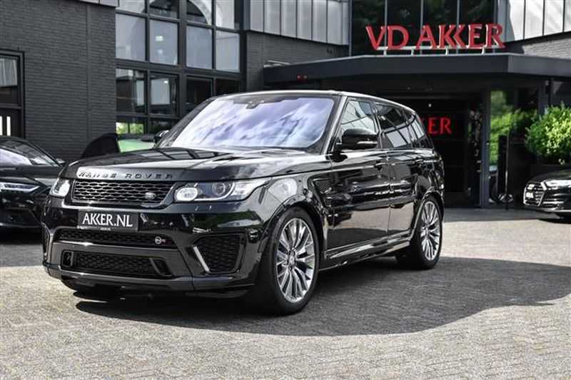 Land Rover Range Rover Sport 5.0 SVR PANO.DAK+CARBON+ACC+HEADUP NP.224K afbeelding 1