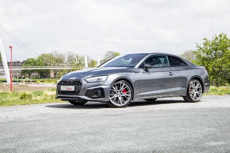 Audi A5 Coupé 45 TFSI quattro S edition Edition One   2 x S-Line   Navigatie   360 Camera  Head-Up Display   Leder/carbon interieur   Matrix LED   S-Sportstoelen   Garantie tot 10-2025* afbeelding 20
