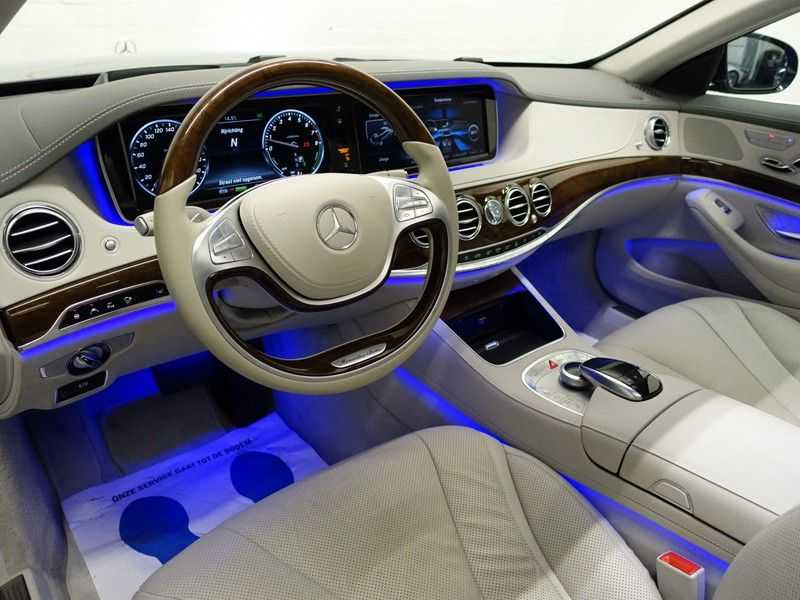 Mercedes-Benz S-Klasse 500 PLUG-IN HYBRID Lang 334pk AMG Ed Aut Pano, Head-up, Full options afbeelding 19