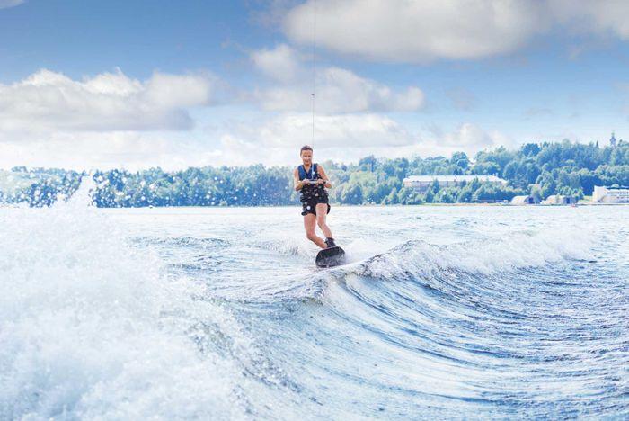 Wakeboarding & Water Skiing