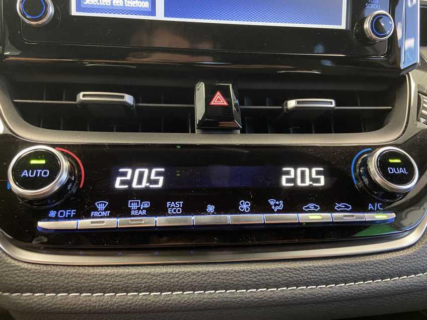 Toyota Corolla 2.0 Hybrid GR-Sport climate control  cruise control adaptive *tot 24 maanden garantie (*vraag naar de voorwaarden) afbeelding 10