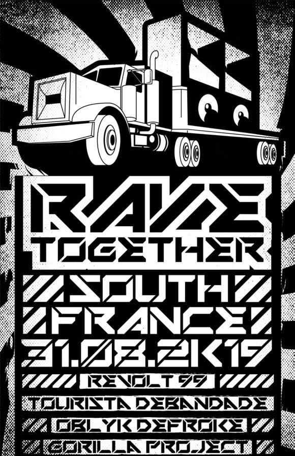 Rave Together South France