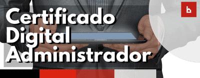 El Certificado Digital de la Comunidad en manos del Administrador de Fincas