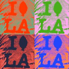 I leaf LA