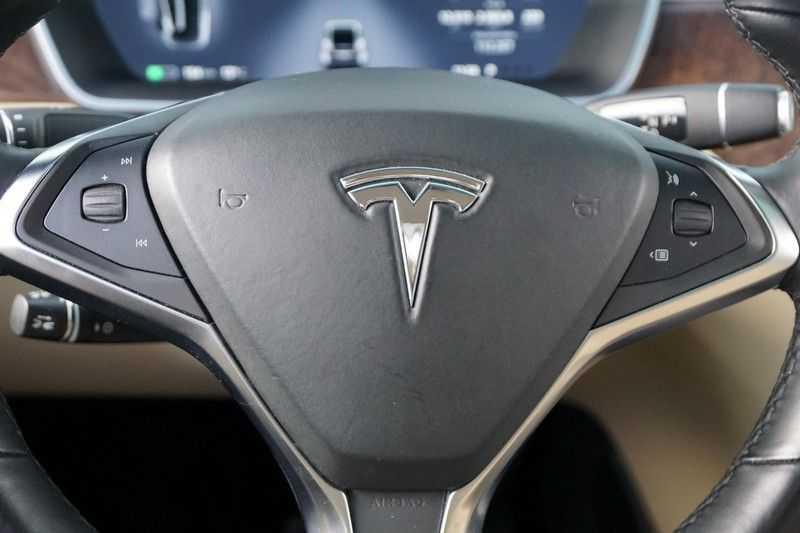Tesla Model X 90D Base 6p. 6-Persoons / Panoramadak / Camera / Luchtvering / 112dkm NAP / NL-Auto afbeelding 14