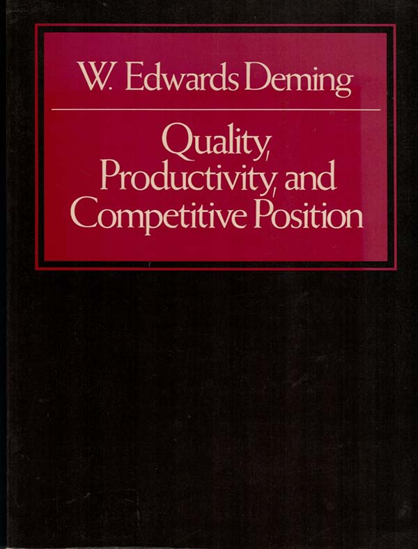 Quality Productivity and Competitive Position