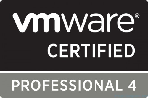 VMware VCP 410 logo