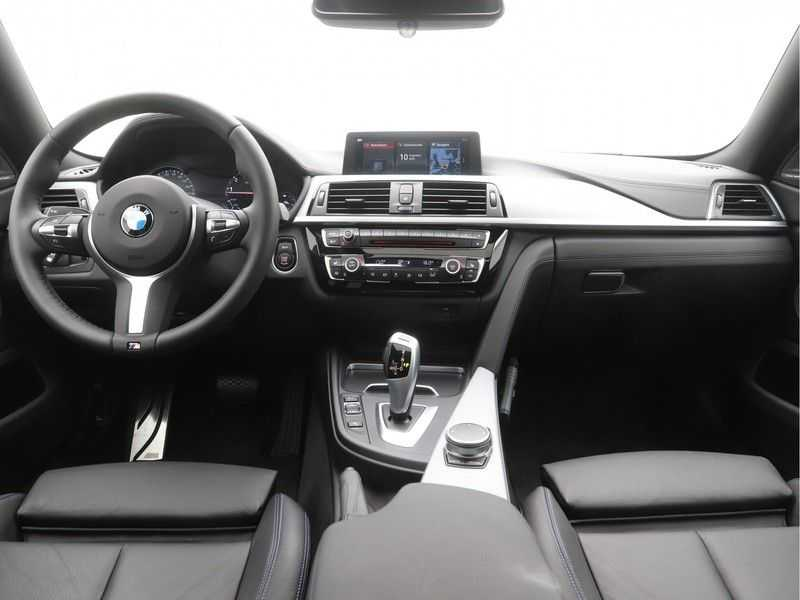 BMW 4 Serie Gran Coupé 420i High Executive M-Sport Automaat afbeelding 11