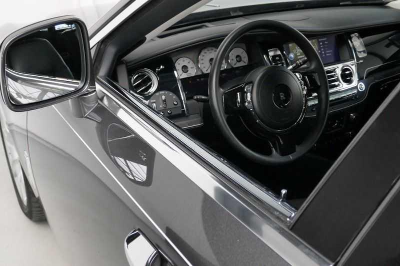 Rolls-Royce Ghost 6.6 V12 Massage-Geventileerde stoelen - DVD entertainment afbeelding 12