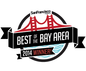 Best of the Bay Area 2014 Winner