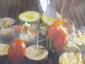 Gyro Love - Grilled Veggies