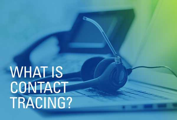 What Is Contact Tracing?