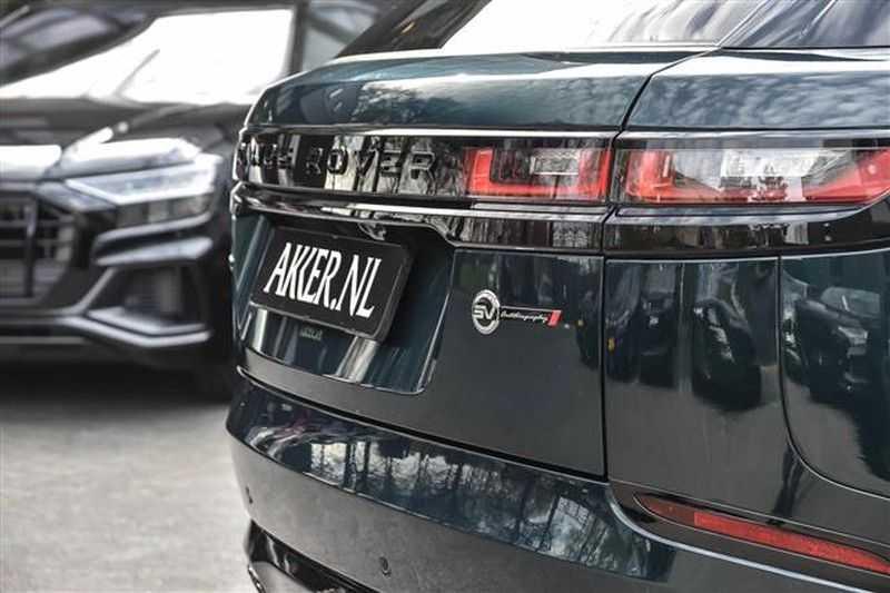 Land Rover Range Rover Velar 5.0 SVAUTOBIOGRAPHY DYNAMIC HEADUP+MULTIMEDIA afbeelding 21