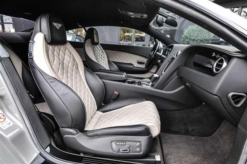 Bentley Continental GT SPEED SUPERSPORTS LOOK CARBON (635 PK) afbeelding 8