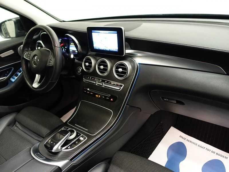 Mercedes-Benz GLC 250D 4MATIC Prestige AMG Ed Aut- Pano, Burmester, Leer, Camera, Full! afbeelding 5