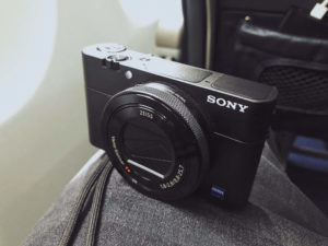 Sony RX 100 V close shot