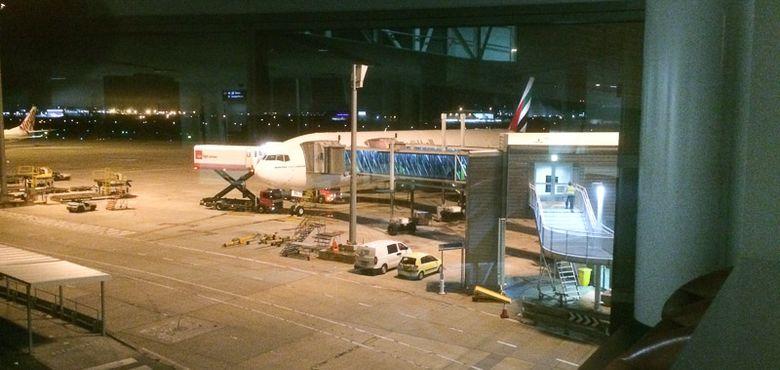 EK433 to Dubai