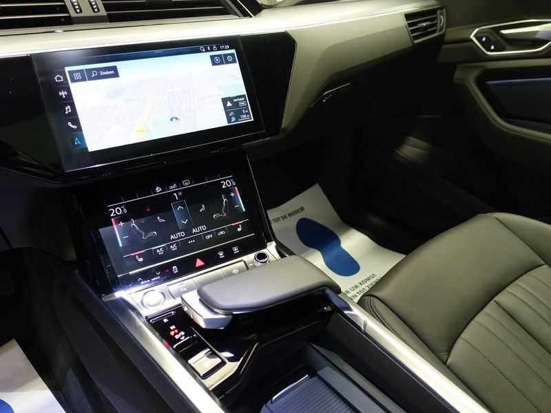 Audi e-tron e-tron 50 quattro Launch Edition plus [4% bijtelling] Full options, direct leverbaar afbeelding 5