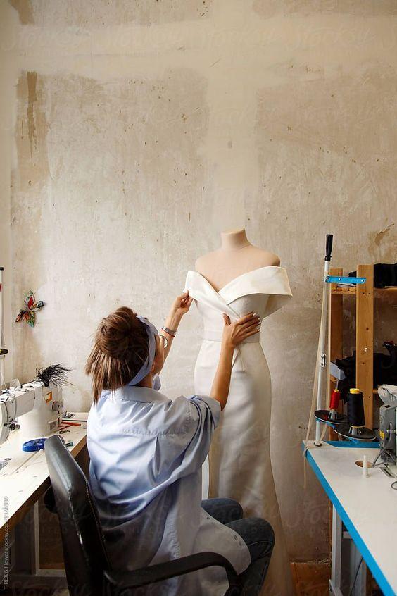 Couturière robe de mariée