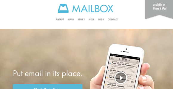 mailbox email app