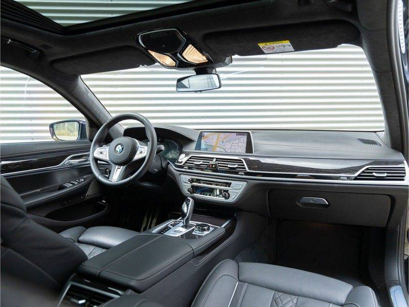 BMW 7 Serie 745e High Executive - M-Sport - 4x Comfortzetel - Stoelventilatie - Volleder afbeelding 3
