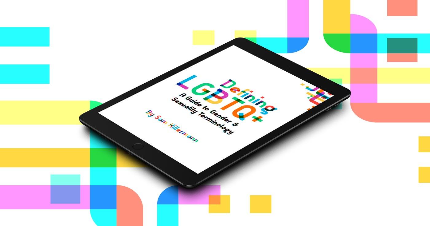Defining LGBTQ+ Cover