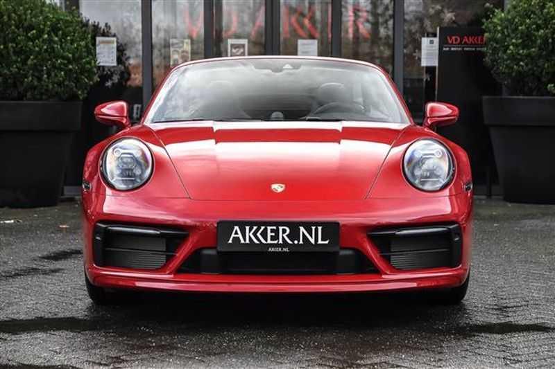 Porsche 911 4S CABRIO SPORTDESIGN+4WSTURING+SPORTCHRONO afbeelding 18