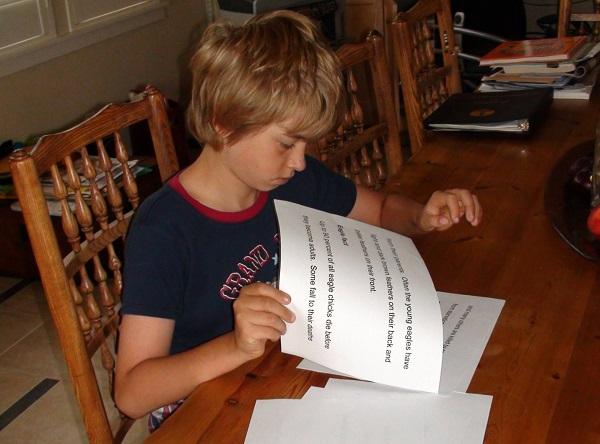 Autism Success Story Sean Reading