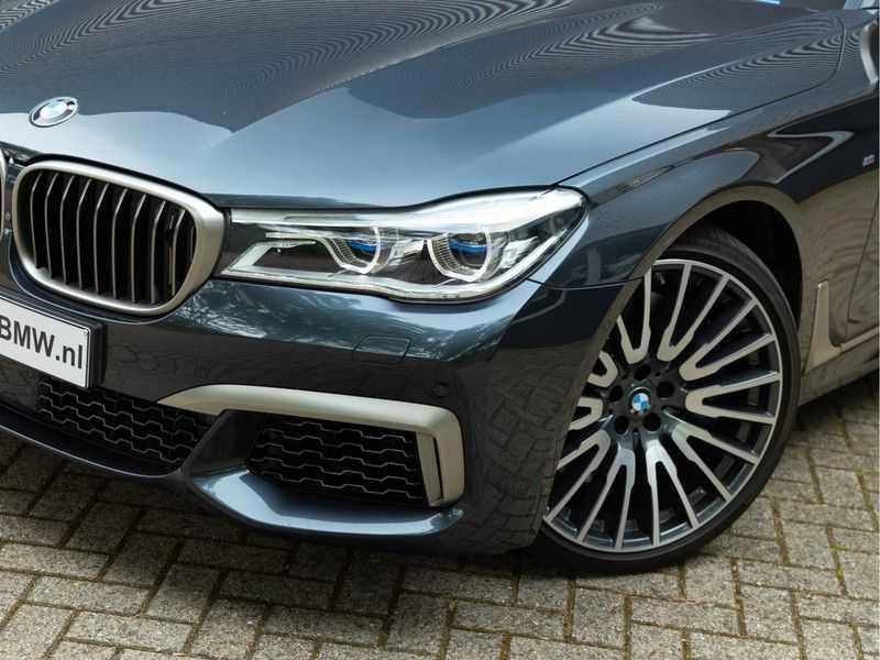 BMW 7 Serie M760Li xDrive - Bowers & Wilkins Audio - Night Vision - Entertainment Professional afbeelding 3