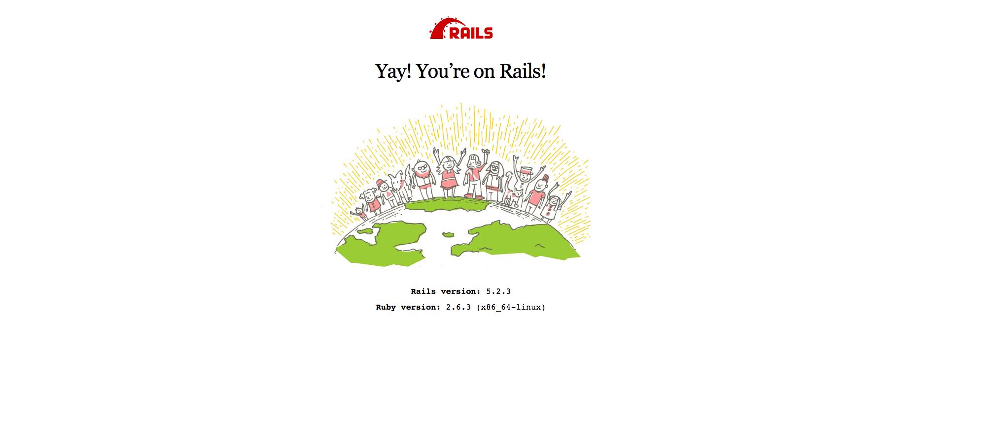 Image Rails