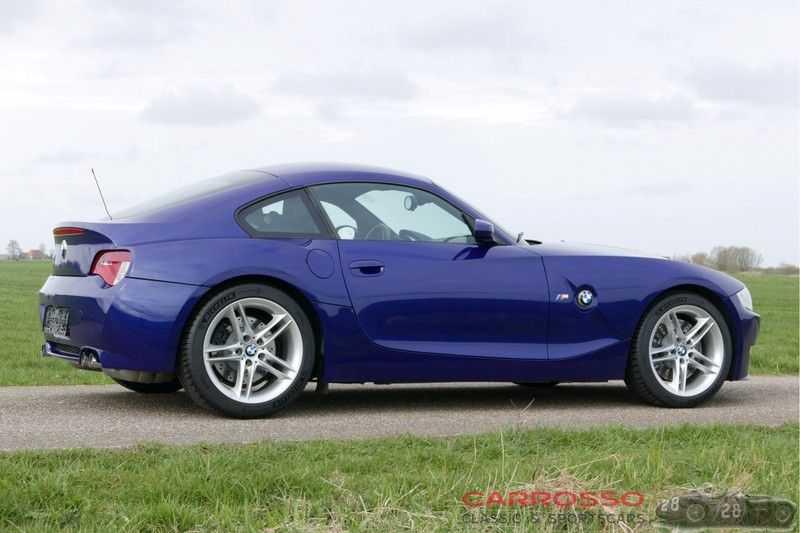 BMW Z4 Coupé 3.2 M afbeelding 16
