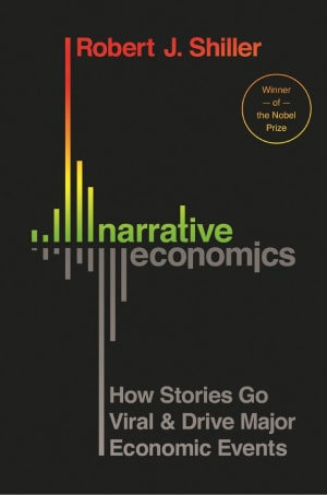 Narrative Economics Book Cover