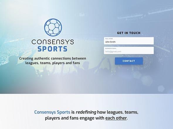 Consensys Sports