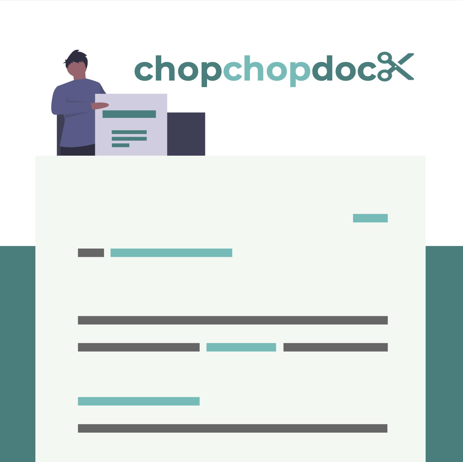 chop chop doc